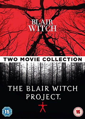 Blair Witch Double Pack (The Blair Witch Project/Blair Witch) [DVD] [2016] UK-Import, Sprache-Englisch