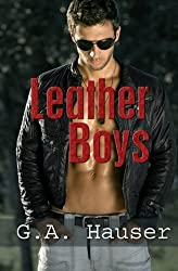 Leather Boys: Men in Motion Book 4 by G A Hauser (2008-09-01)