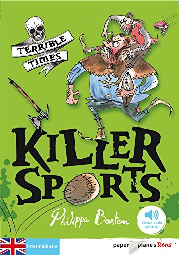 Killer Sports- Livre + mp3 par Philippa Boston