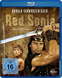Red Sonja [Blu-ray] [Import allemand]