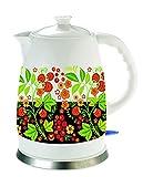 Elektrischer Keramik Wasserkocher schnurlos Chohloma 1700ml 1500-1600W