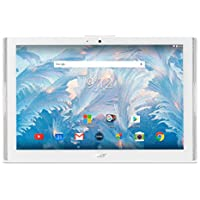 Acer Iconia One 10 B3-A40 25,6 cm (10,1 Zoll HD IPS Multi-Touch) Multimedia Tablet (MediaTek Quad-Core Cortex A35, 2GB RAM, 32GB eMMC, Android 7.0) weiß