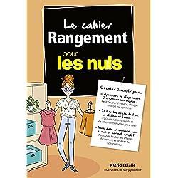 Le Cahier Coach Rangement pour les Nuls