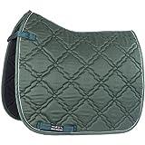 HKM by Reiterladen24 - Schabracke Bologna grün Pony Dressur