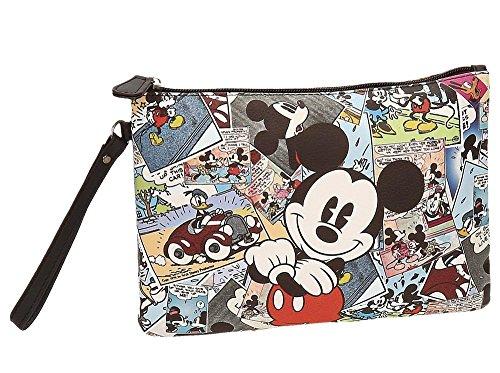 Disney Mickey Comic Vanity, 23 cm, Multicolore