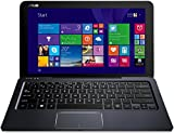 ASUS Transformer Book T300CHI-FH003H 31,8 cm (12,5 Zoll) Convertible Tablet-PC (Intel Core-M-5Y10, 1,1GHz, 8GB RAM, 128GB SSD, Intel HD, Touchscreen, Win 8.1) schwarz