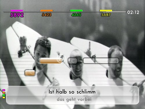 We Sing - Deutsche Hits inkl. 2 Mikrofone - 2