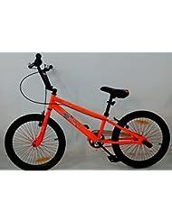 "TIGER urban culture Street Bike Bmx 20 ""wheel (ORANGE)"