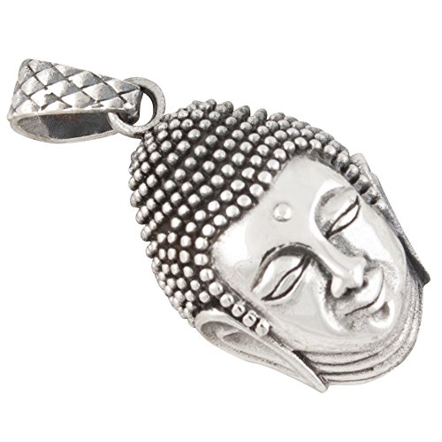 AFP Anhänger Buddha 925 Sterling Silber AS-584