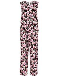 Amazon.it  fiori - Monopezzi e tutine   Donna  Abbigliamento 926a008859f