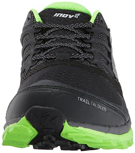 INOV-8 Nouveau Trailtalon 275 Chaussures de Course Pour Hommes Chaussures de Sport Noir/Vert Noir/Vert