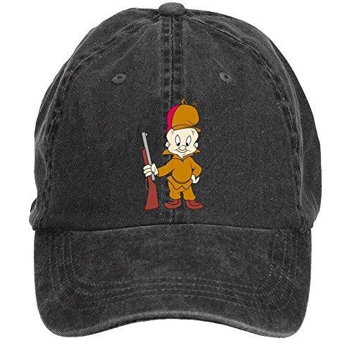jensnk-symma-unisex-elmer-fudd-design-baseball-cap-hats