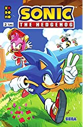 Descargar gratis Sonic The Hedgehog núm. 02 en .epub, .pdf o .mobi