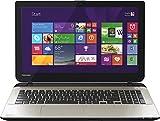 Toshiba Satellite L50-B-1JH 39,6 cm (15,6 Zoll) Laptop (Intel Core i7 4510U, 2GHz, 8GB RAM, 1TB HDD, Radeon R7 M260, DVD, Win 8) silber