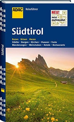 Preisvergleich Produktbild ADAC Reiseführer Südtirol: Bozen Brixen Meran