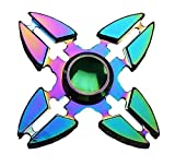 Fidget Spinner Jouet Fidget Hand Spinner Stress Reducer High Speed Ceramic Bearing...