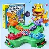 Waroomss Jeux de société affamés de dinosaures, Jeu de société 3D de dinosaures,...