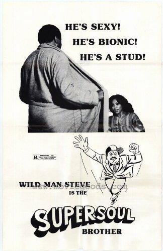 Super Soul Brother Poster Film di pollici 27 x 40 pollici (69 cm x 102 cm) Joycelyn una forma di Latimore Steve Norris Benny Peter Conrad Lee cross Wild Savage