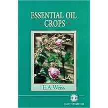 Essential Oil Crops (Cabi)