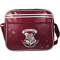 Bolsa Harry Potter Messenger Bolso Hogwarts Lleva Ordenador Portátil Gryffindor