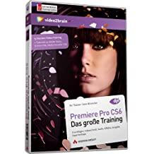 Premiere Pro CS6 - Video-Training