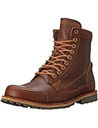 Timberland EK Originals Boots FTM_EK Original Leather 6 in Boot - botas de cuero hombre