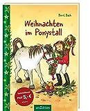 Weihnachten im Ponystall (Lotta und Knuffel)
