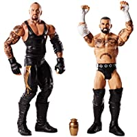 WWE CM Punk vs Undertaker Figures Battle Pack