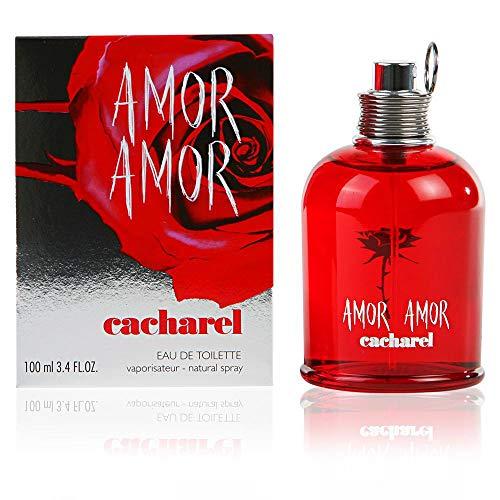 Amor Amor de Cacharel - Eau de Toilette - Vaporisateur 50mL