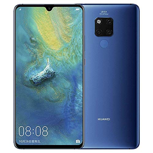 gooplayer per huawei mate 20 x 7,2 pollici dual sim cellulare 4g lte octa core android 9.0 2244 1080 5000mah impronta id nfc 6gb+128gb midnight blue