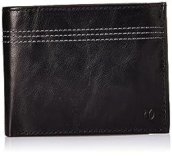 Titan Black Mens Wallet (TW172L)