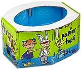Pottyflip Papiertöpfchen, 3er Pack (3 x 3 Stück)