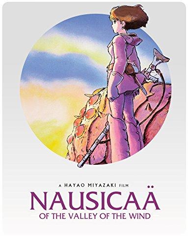 Nausicaä of the Valley of the Wind (Aus dem Tal der Winde) - The Studio Ghibli STEELBOOK Collection (UK Import ohne dt. Ton) [B