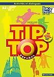TIP TOP ESPAGNOL Seconde CD Audio