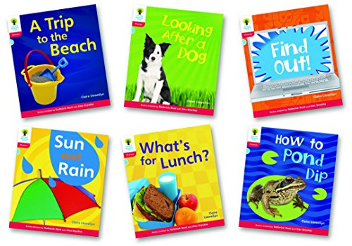 Oxford Reading Tree: Floppy's Phonics Stage 4. Non-Fiction (Floppy's Phonics Readers)