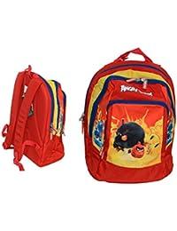 Angry Birds - Mochila  rojo rojo