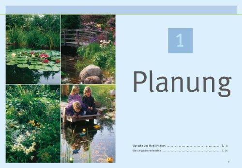 Gartenteiche anlegen und gestalten: Schritt für Schritt zum eigenen Wassergarten - Planung