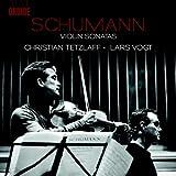 Schumann: Sonatas For Violin & Piano [Christian Tetzlaff, Lars Vogt] [Ondine: ODE 1205-2]