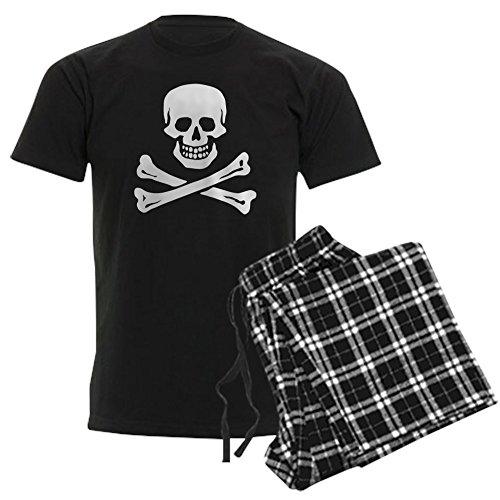 CafePress Edward England's Pirate - Unisex Novelty Cotton Pajama Set, Comfortable PJ Sleepwear