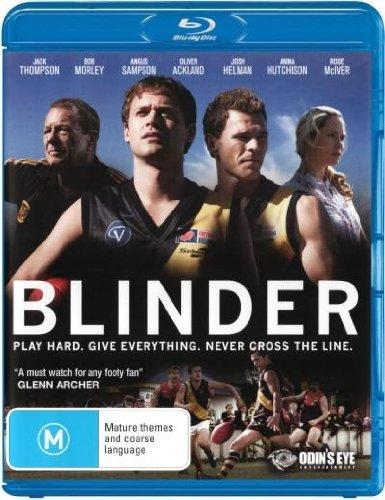Blinder (2013) ( ) [ Australische Import ] (Blu-Ray) (Ava Rose)