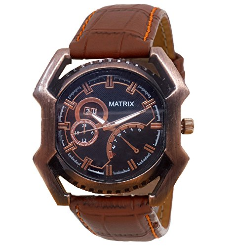 Matrix Analog Multi Colour Dial Men's & Boys Watch-WCH-212  available at amazon for Rs.150
