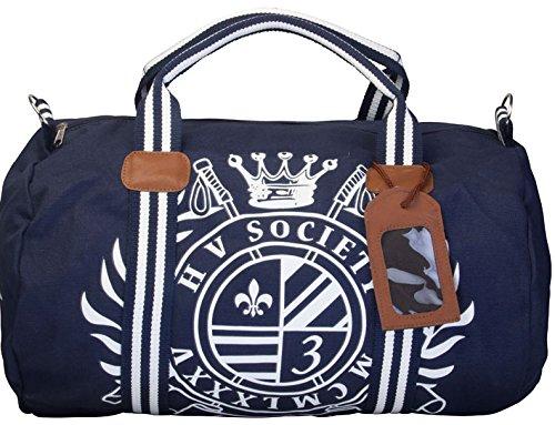 Hv Polo Society Sport Tasche Sporttasche Favouritas Apple Navy Raf Blue Rouge Royal Blue Soft Blue (Navy) - Robuste Canvas Taschen