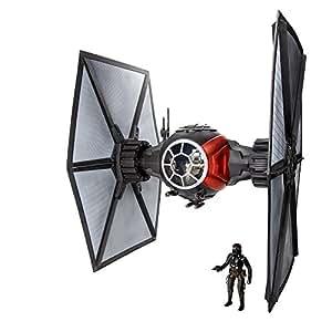 HASBRO - B3954 - Star Wars Black Series - Tie Fighter et Pilote