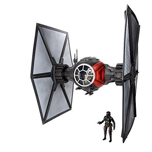 Hasbro  B3954EU6 - Star Wars E7 First Order Special Forces Tie-Fighter -