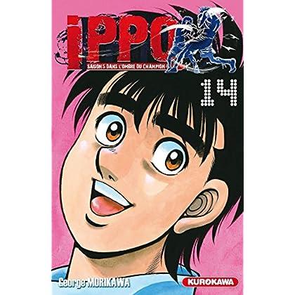 Ippo - saison 5, Dans l'ombre du champion - tome 14 (14)