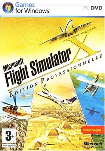 Flight Simulator X - édition...