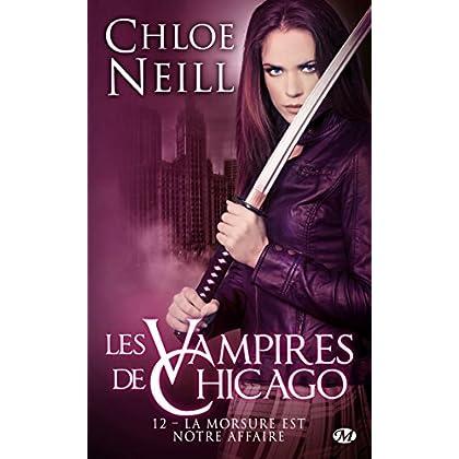 Les Vampires de Chicago, Tome 12: La Morsure est notre affaire