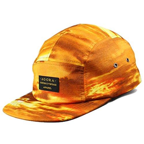 Agora Dusk 5 Panel Cap Kappe Mütze - Obey-mütze