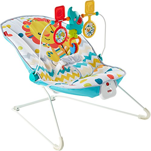 Fisher_Price Colourful Carnival Bouncer