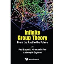 Infinite Group Theory:From the Past to the Future